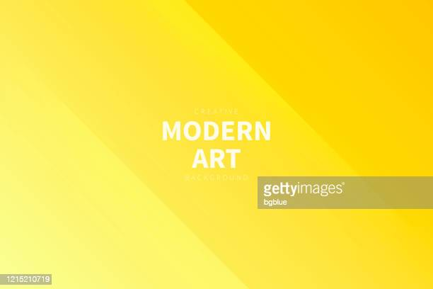 modern abstract background - yellow gradient - yellow background stock illustrations