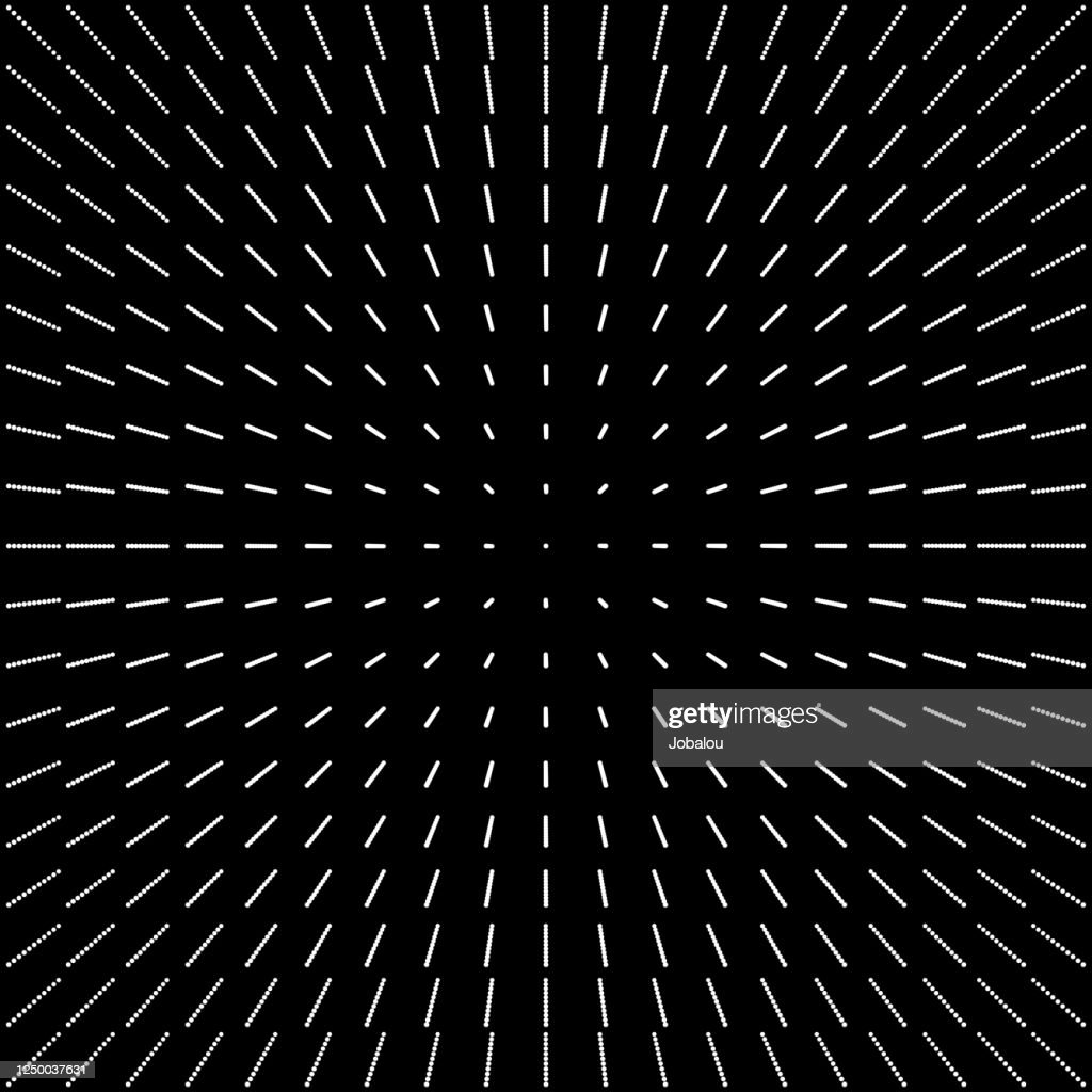 Modern Abstract Perspective Geometric Shapes Textures : stock illustration