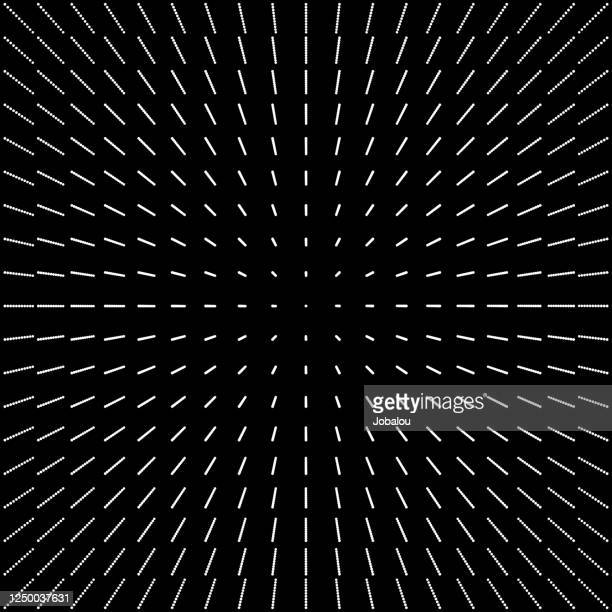 modern abstract perspective geometric shapes textures - grid pattern stock illustrations