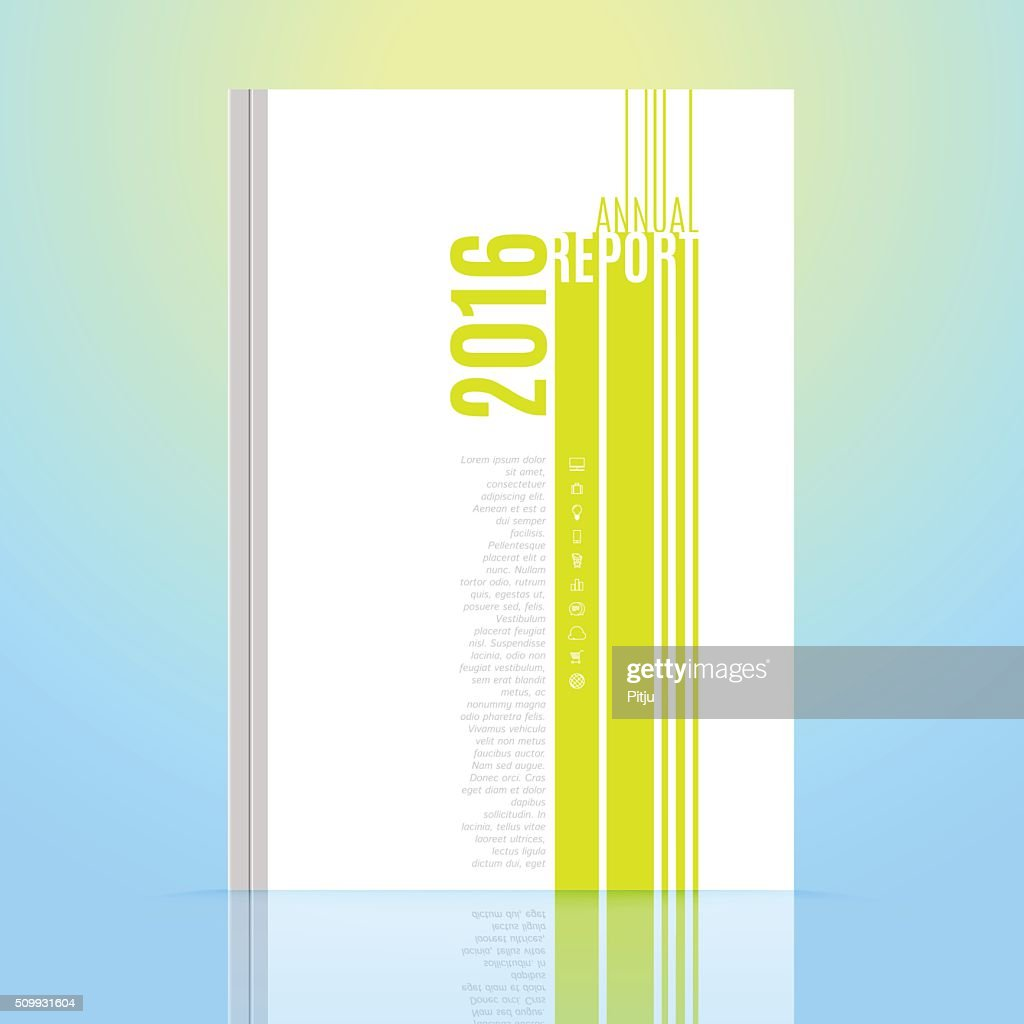 Modern Brochure, Annual report Design Template.