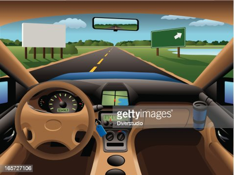 Its All About Framing >> Modern Car Dashboard Vector Art | Getty Images