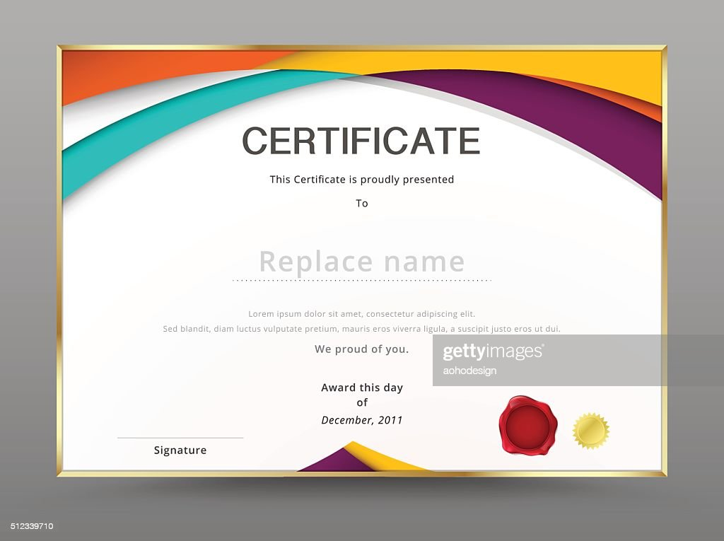 Certificate Of Appreciation Template from media.gettyimages.com