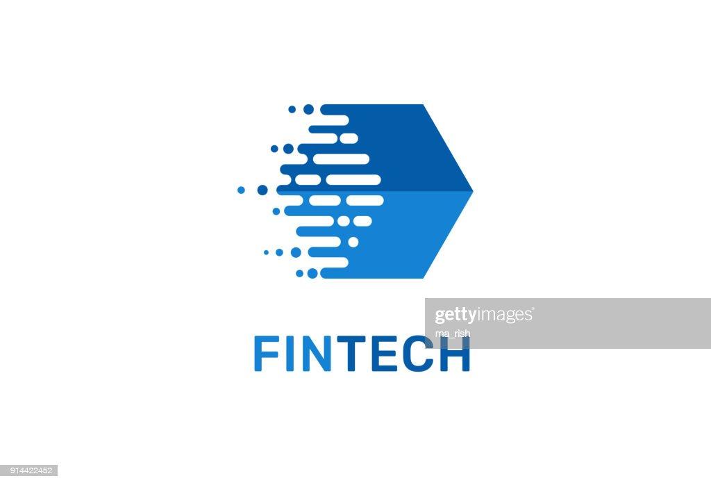 Modern  concept design for fintech
