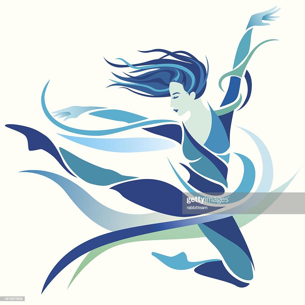 Modern Dancing