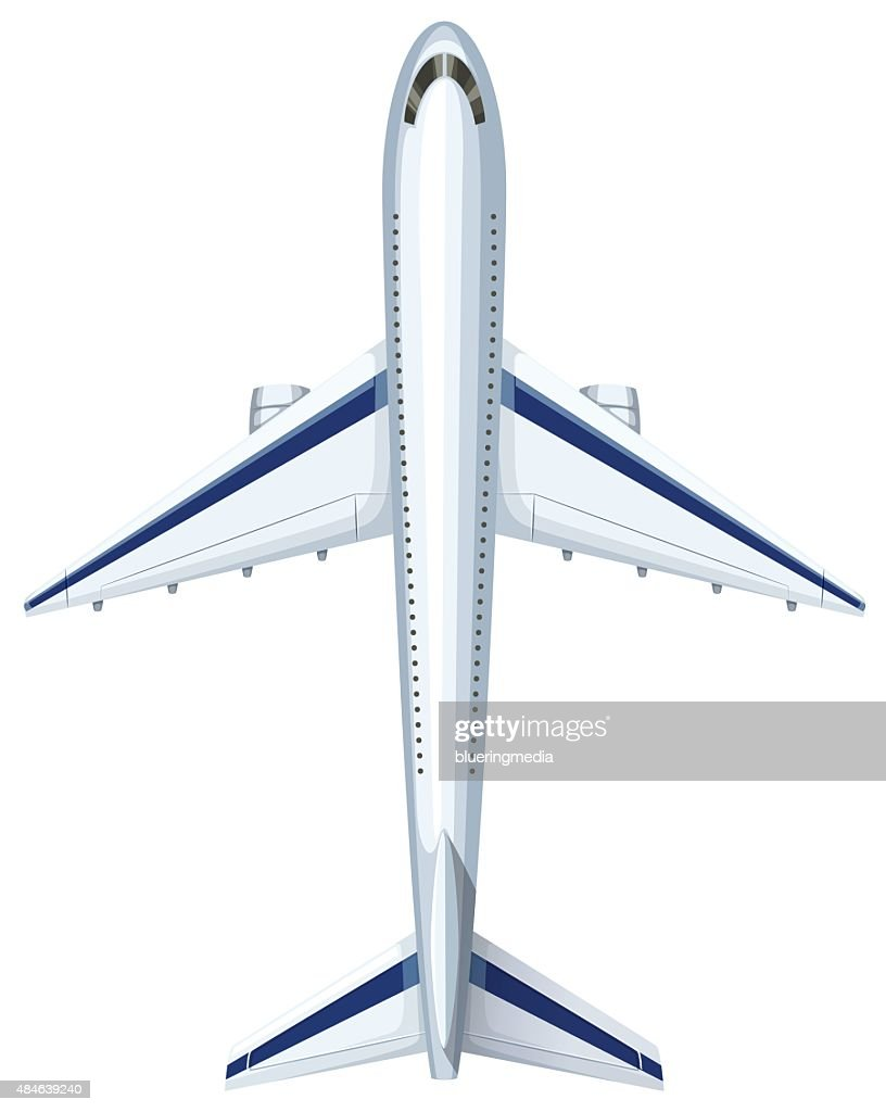 Modern design of aeroplane