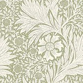 Modern floral seamless pattern for your design.