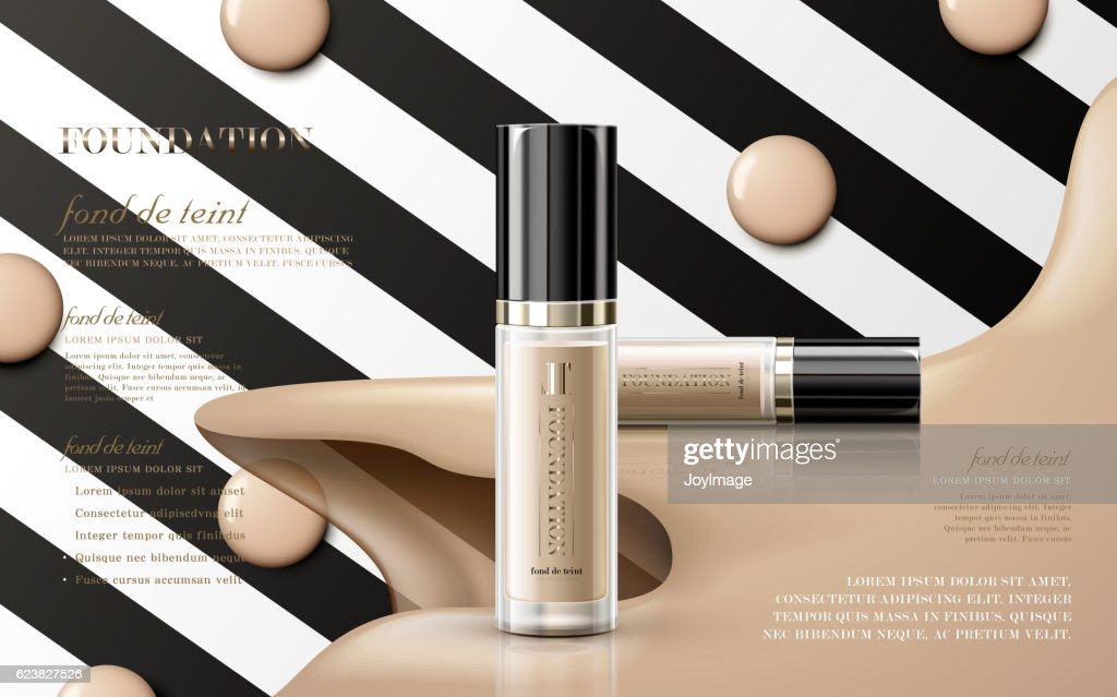 Modern foundation ads
