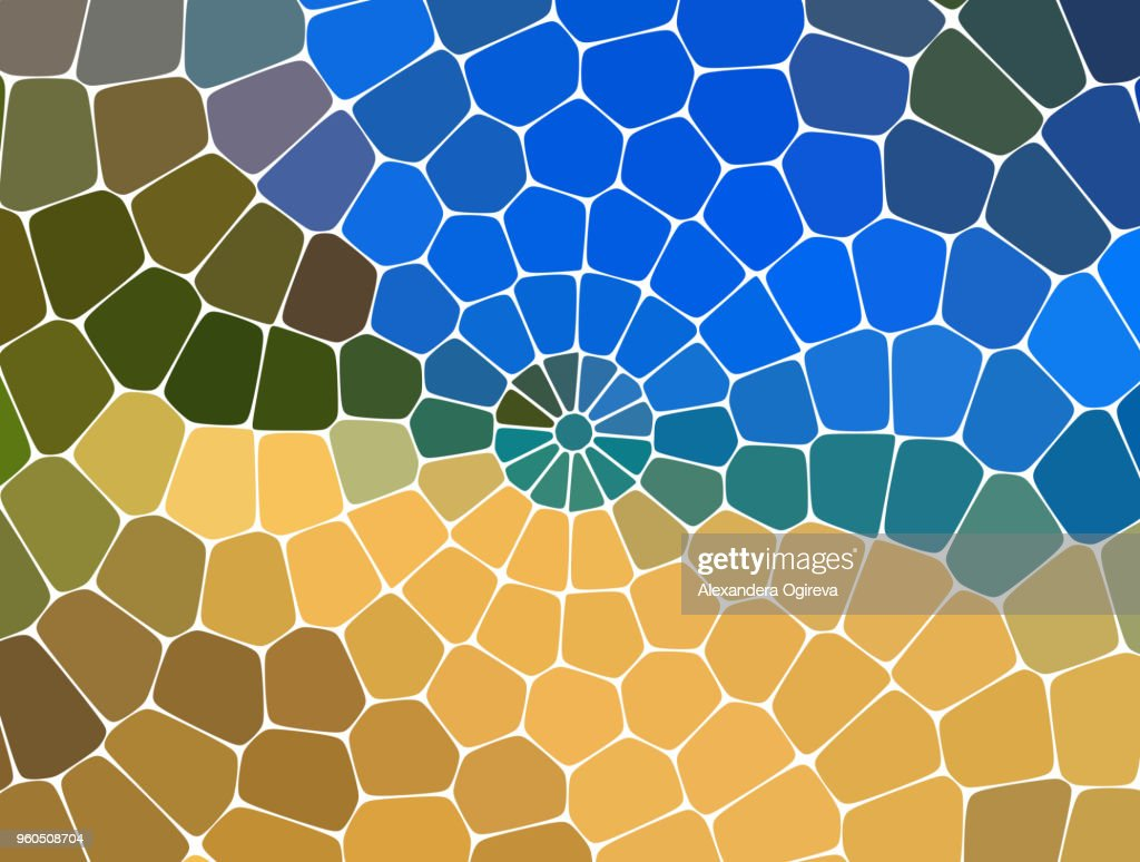 Modern Geometrical Abstract Background Bright Wallpaper Geometric Texture Colorful Pattern Creative Concept