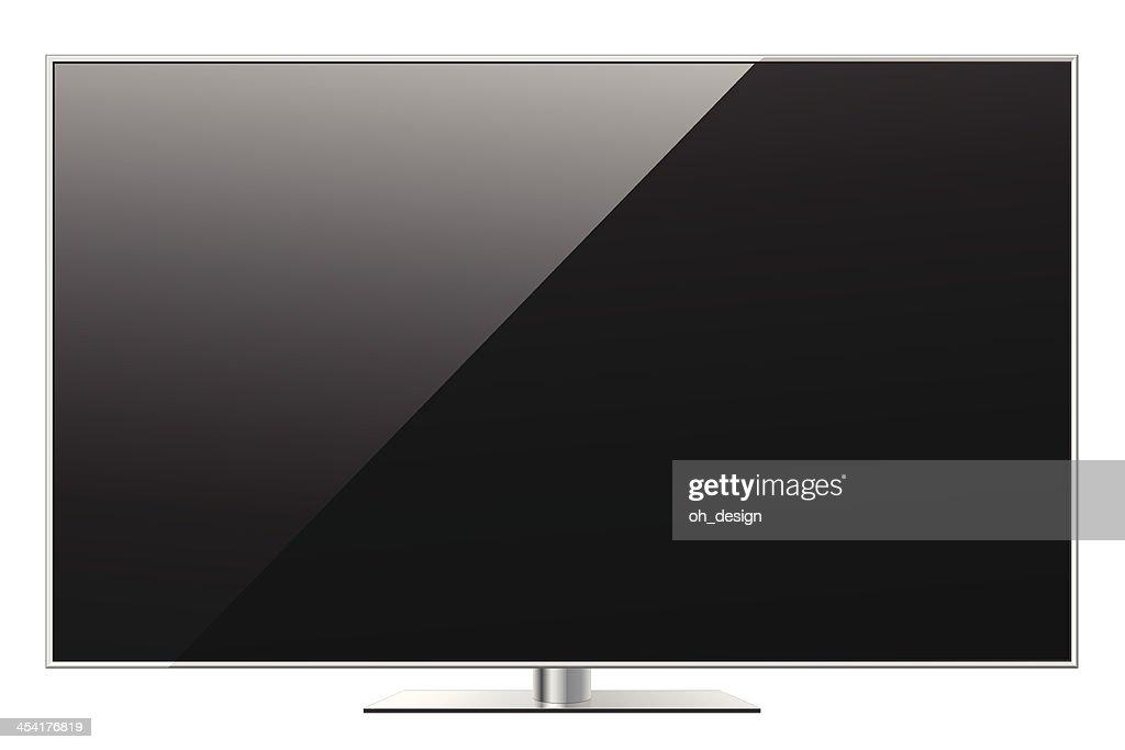 Modern LED TV
