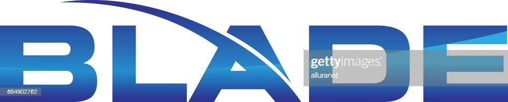 Modern Logo Solution Blade