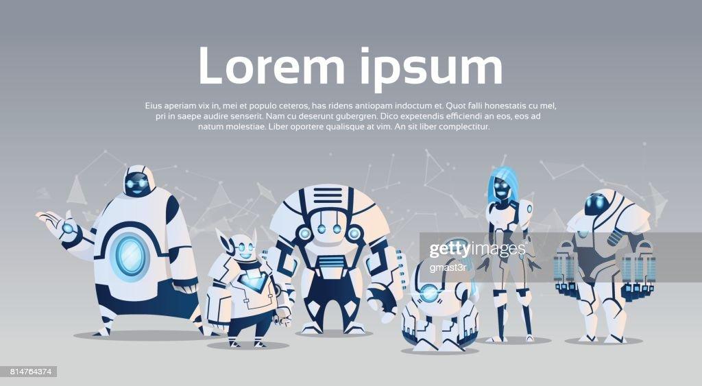 Modern Robots Group Artificial Intelligence Technology