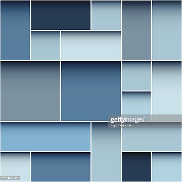 modern seamless background texture - architectural feature stock illustrations, clip art, cartoons, & icons