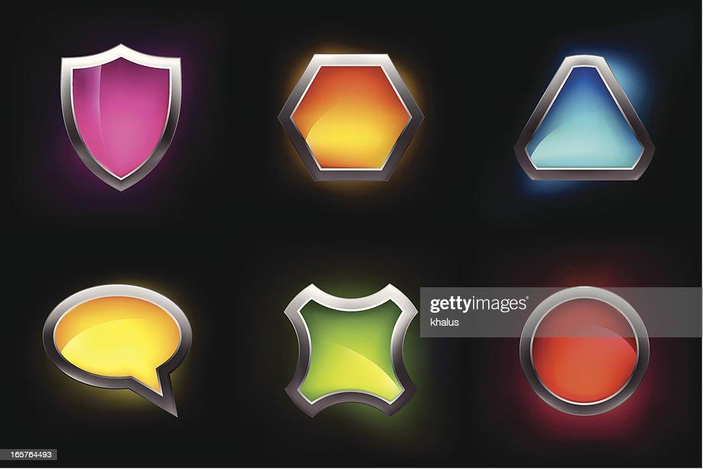 Modern Shields