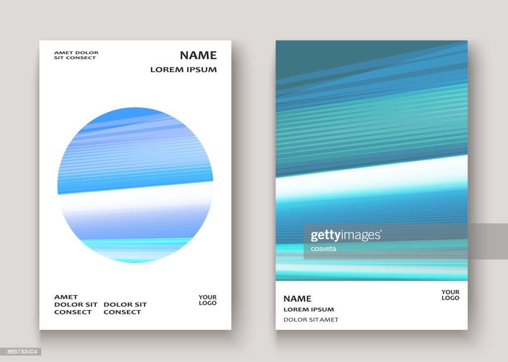 Moderne Technik Gestreiften Abstract Umfasst Design Neonlinien Im ...