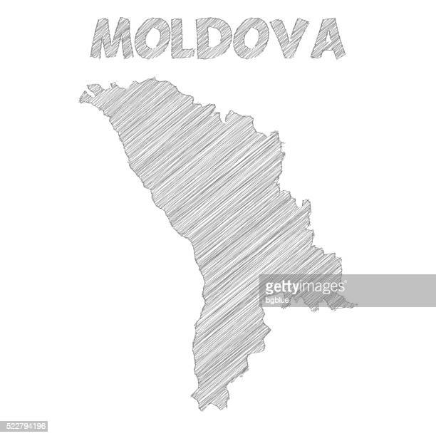 Moldova Stock Illustrations And Cartoons Getty Images - Moldova map vector
