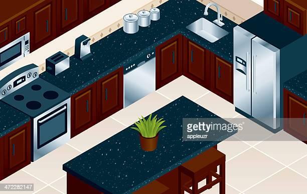 Mondern Style Kitchen