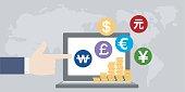 money around the world,finance business
