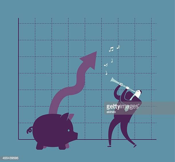 ilustrações de stock, clip art, desenhos animados e ícones de dinheiro charmer - fascinante