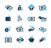 Money Icons // Azure Series