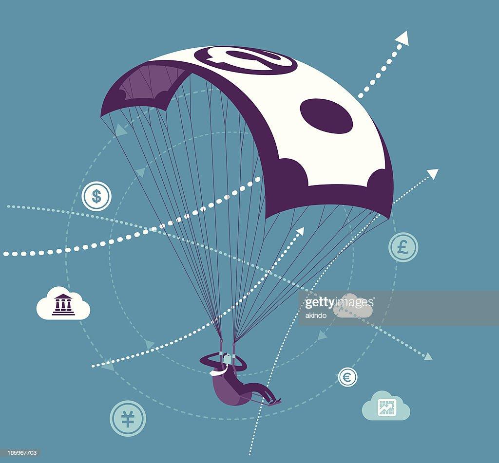 Money Parachute