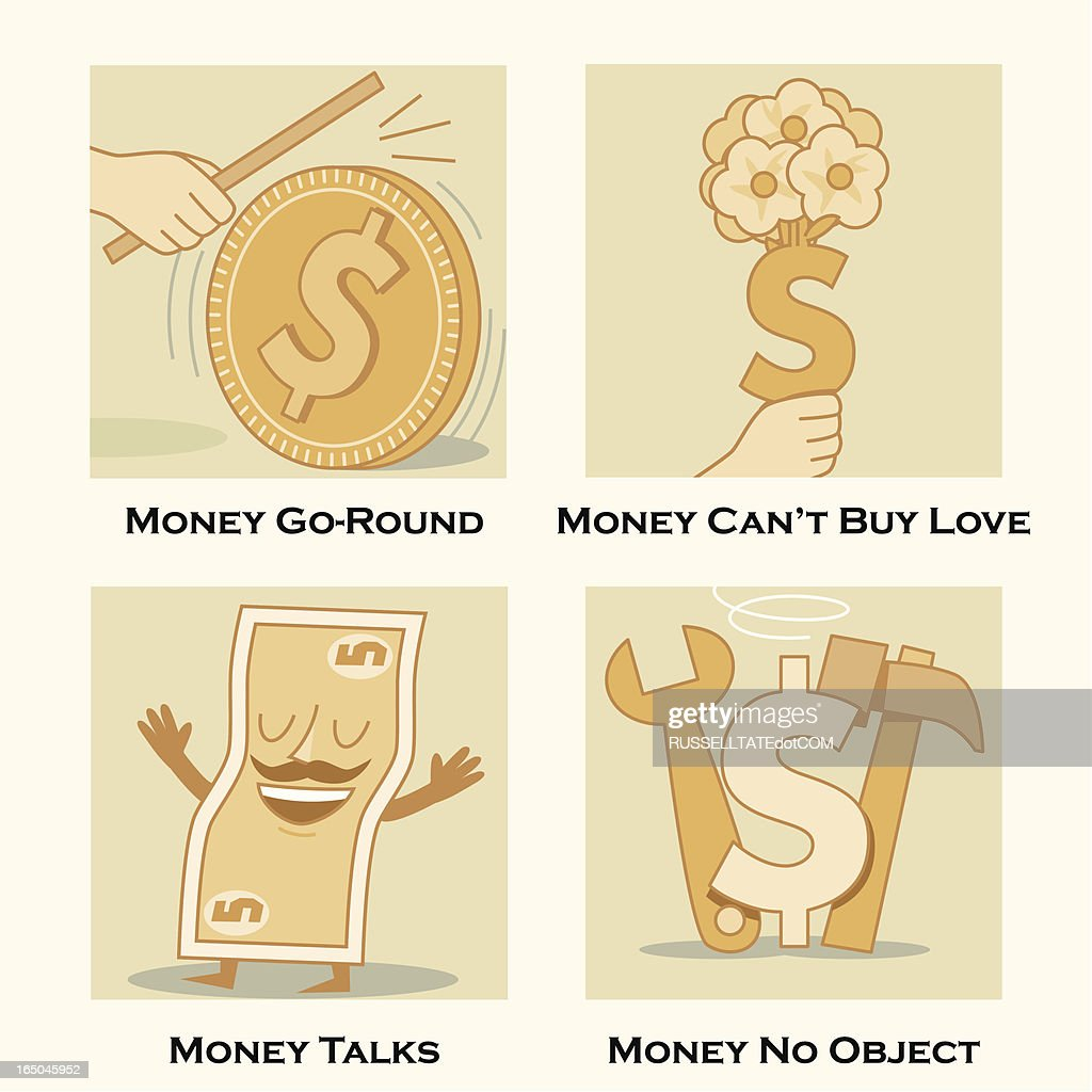 Money Themes : stock illustration