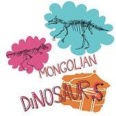Mongolian dinosaurs
