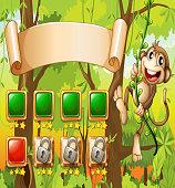 Monkey game design