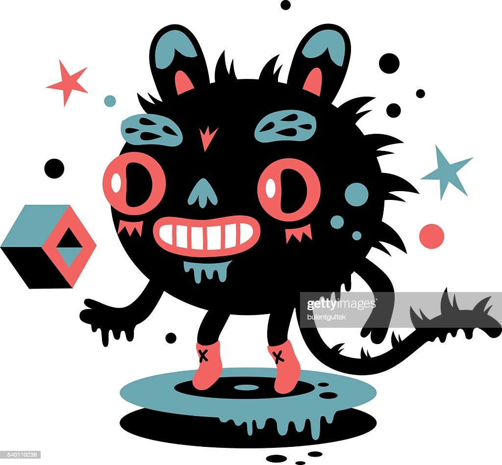 Monster : stock illustration