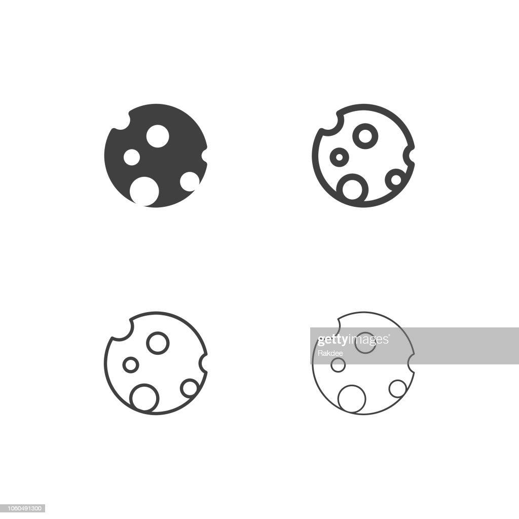 Moon Icons - Multi Series