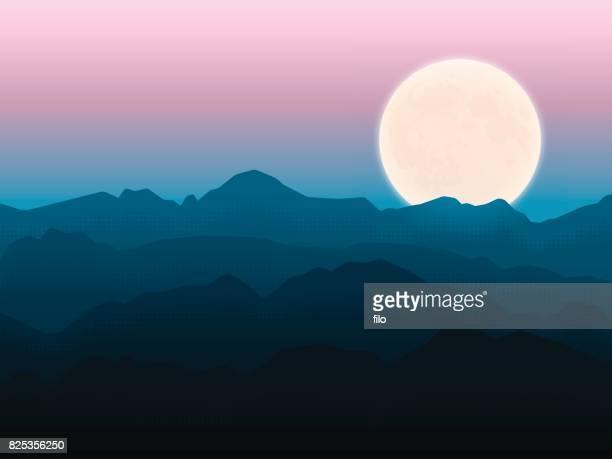 Mond-Berge
