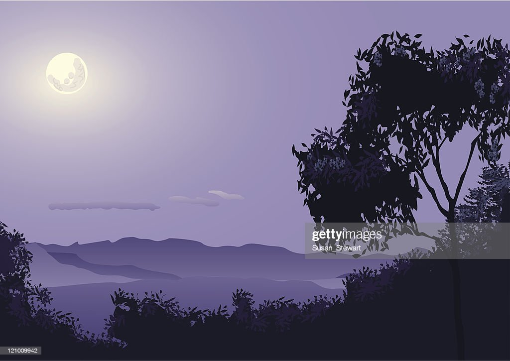 Moon over the Lost World
