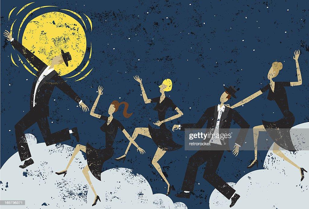 moonlight dancers
