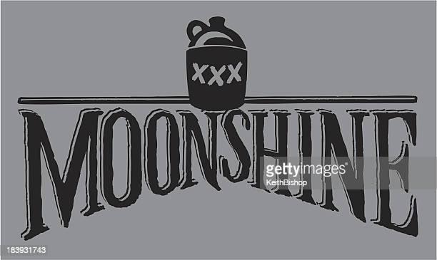 moonshine -水差し、タイプ - 密造酒点のイラスト素材/クリップアート素材/マンガ素材/アイコン素材