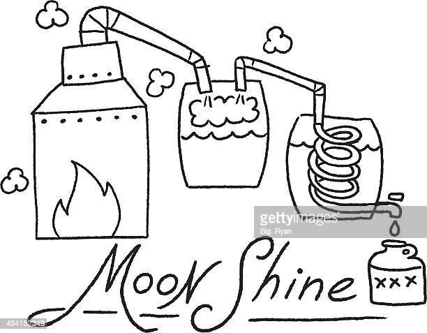 moonshine Esboço
