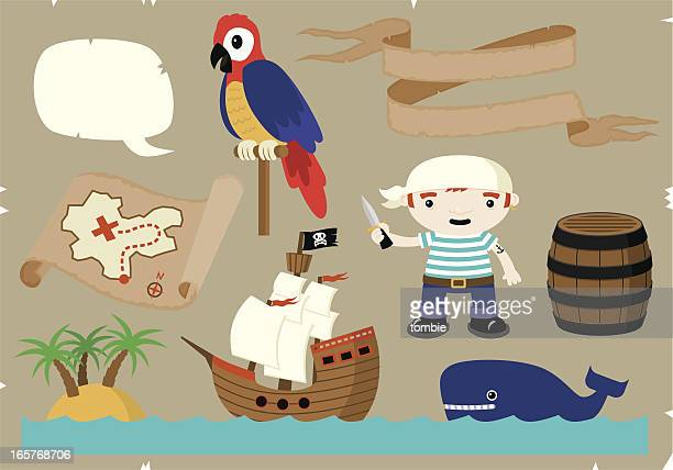 More Pirate Elements