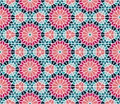 Moroccan Seamless Pattern