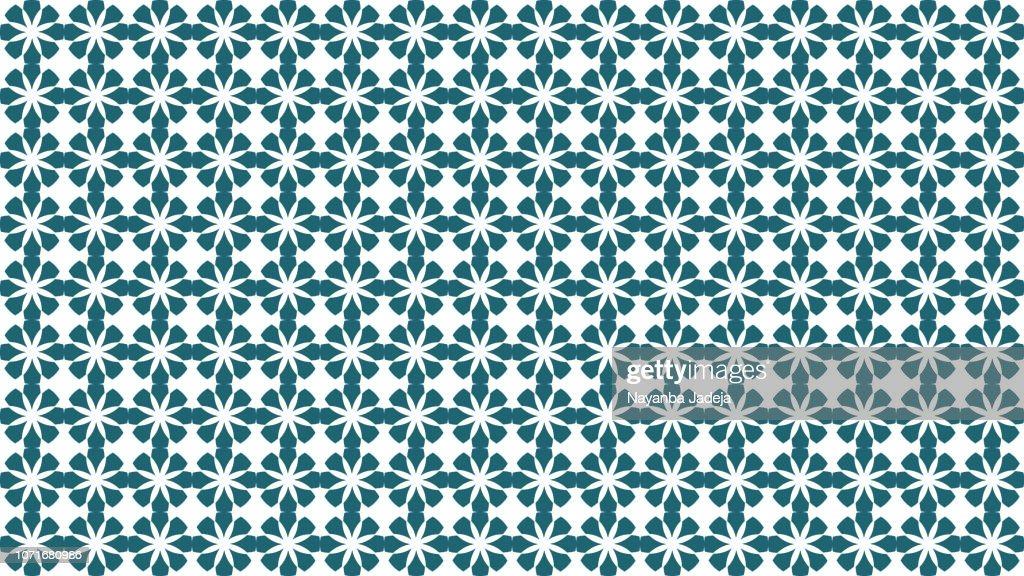 モロッコのシームレスなパターン ベクトル : ストックイラストレーション