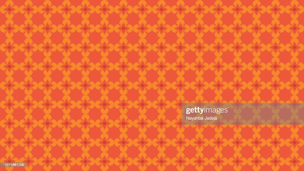 Morocco style seamless background pattern : stock illustration
