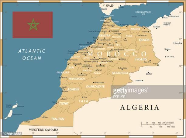 22 - Morocco - Vintage Golden Dark 10
