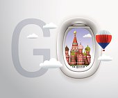 Moscow, Saint Basil's Cathedral, Russia