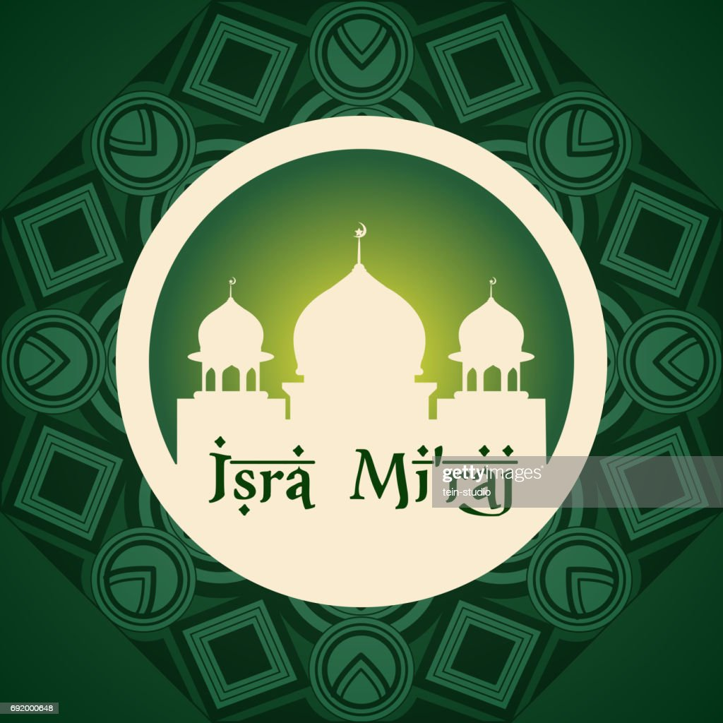 Mosque background design. Happy Eid.