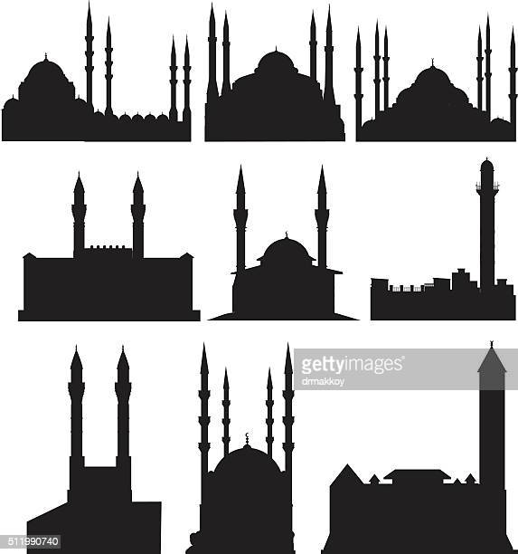 Mosque Stock Illustrations