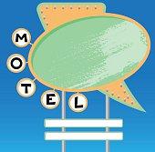 Motel Billboard