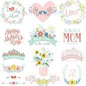 Mother's Day Design Set