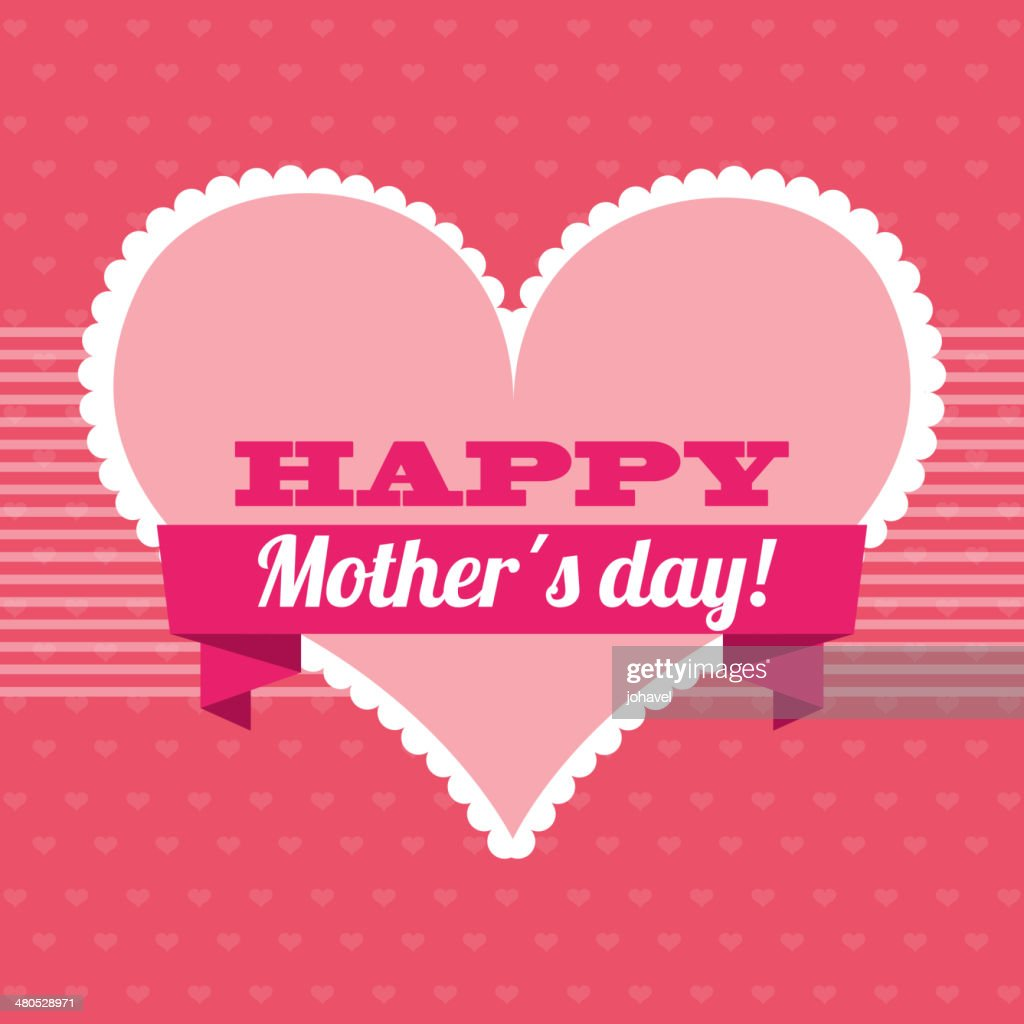 Mothers Day : Vector Art