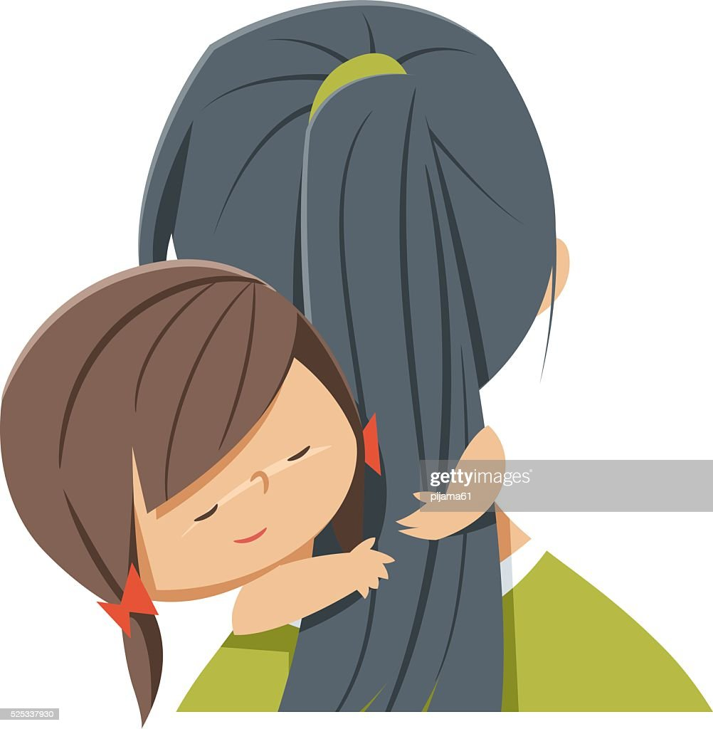 Mothers Day : Stock Illustration