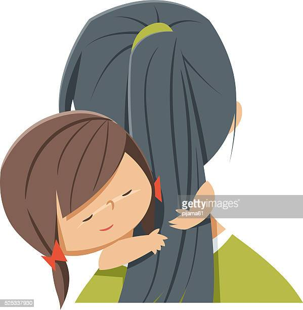 mothers day - parent stock illustrations