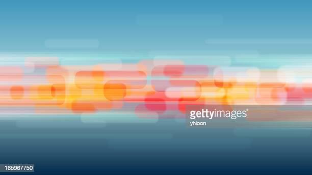 Motion Abstrakter Hintergrund