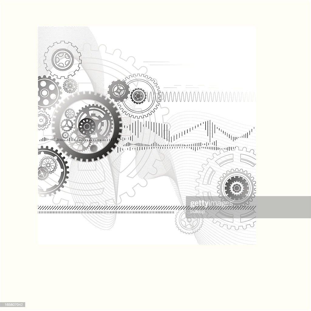 Motion Gear Technology Background