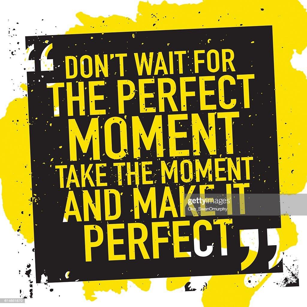 Motivation concept motivational quote poster